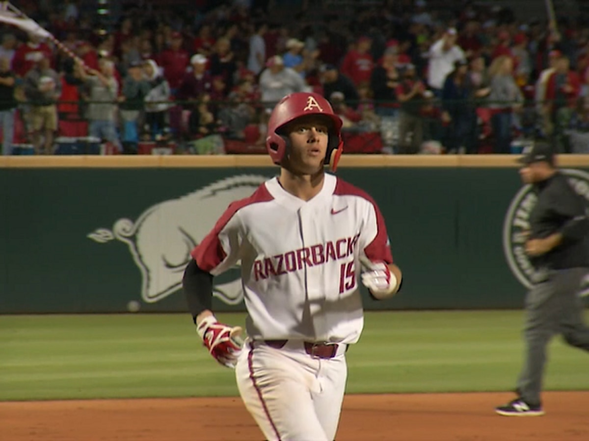 Arkansas sophomore Casey Martin named a Collegiate Baseball Preseason All-American