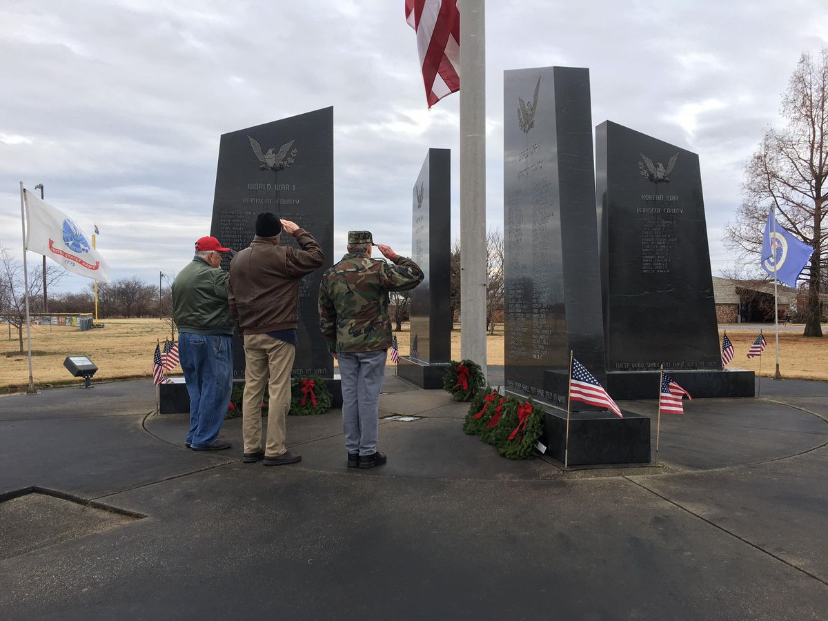 Wreath laying ceremony takes place as Wreaths Across America makes it to Caruthersville