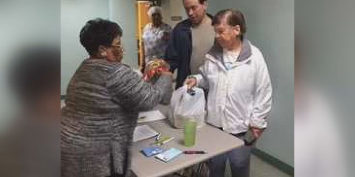 Senior food pantry gets additional funding