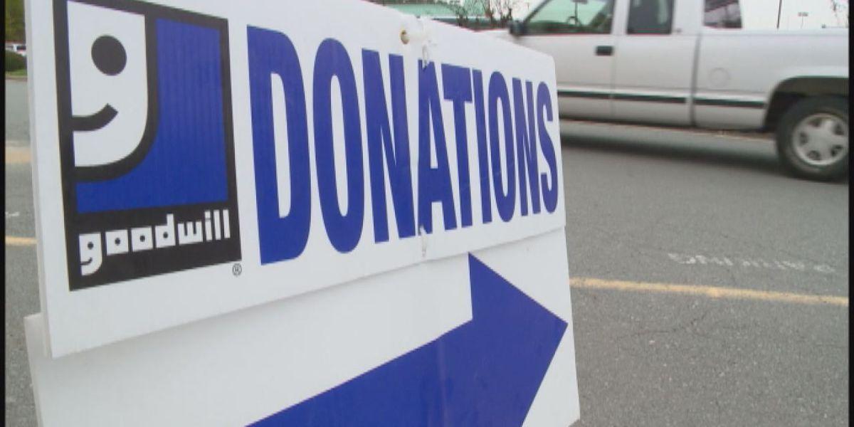 Goodwill needing donations across Arkansas