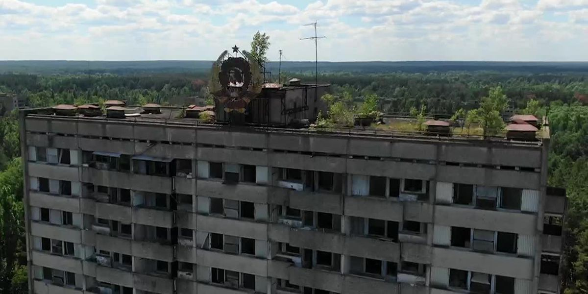 HBO's 'Chernobyl' propels tourism in nuclear disaster zone