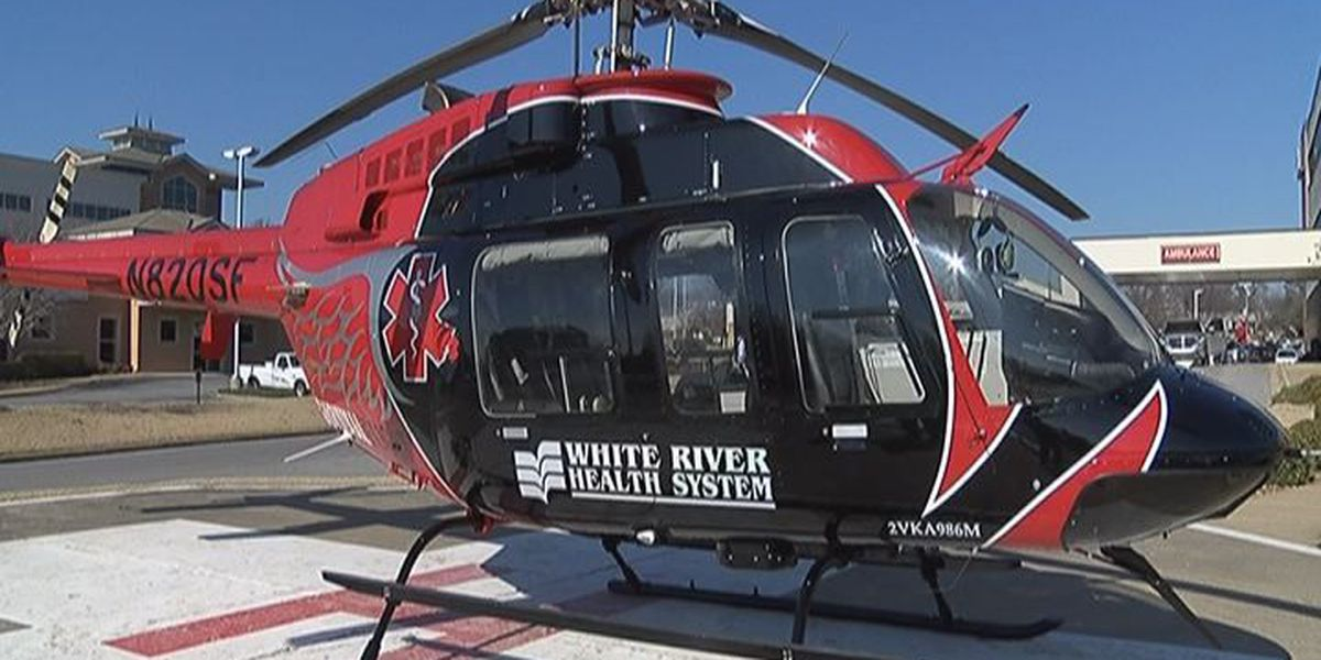 Local hospital becomes base for new helicopter