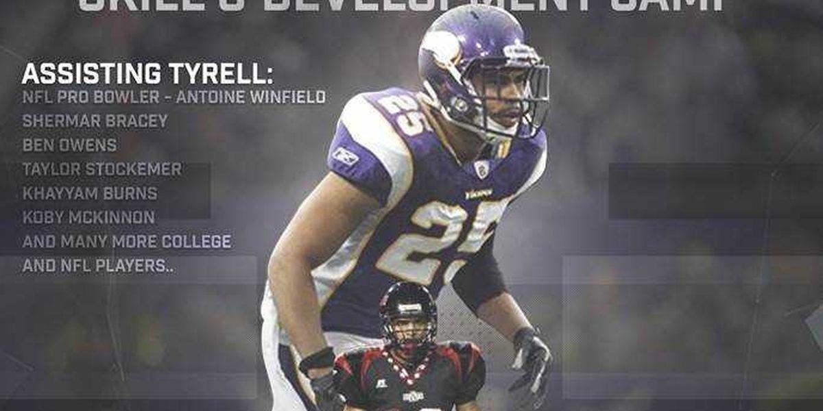 8th annual Tyrell Johnson Skills & Development Camp set for Saturday
