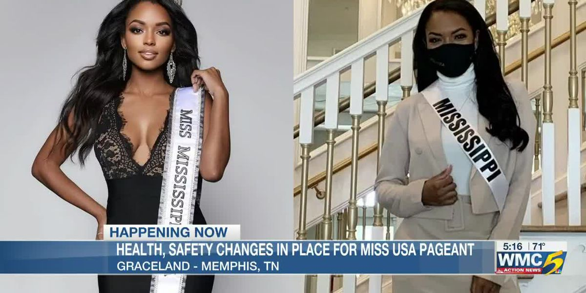 Miss USA and Miss Teen USA pageant to be held in Memphis