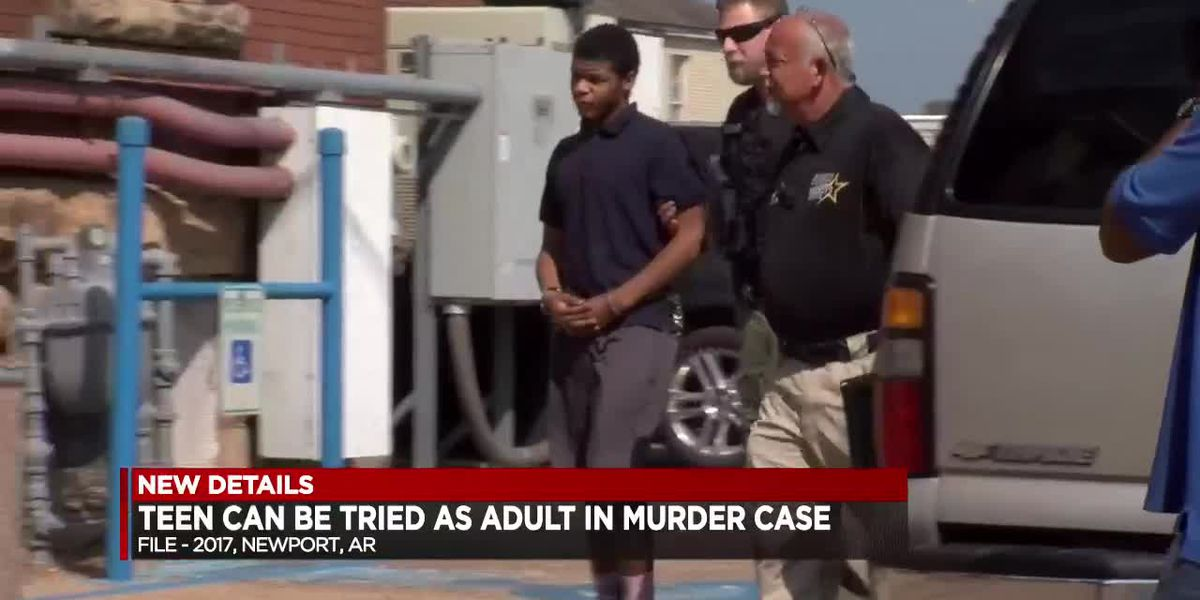 Teen accused of killing police officer to be tried as an adult