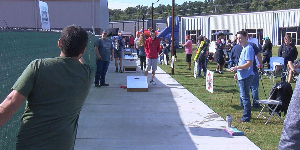 Cornhole tournament supports veterans
