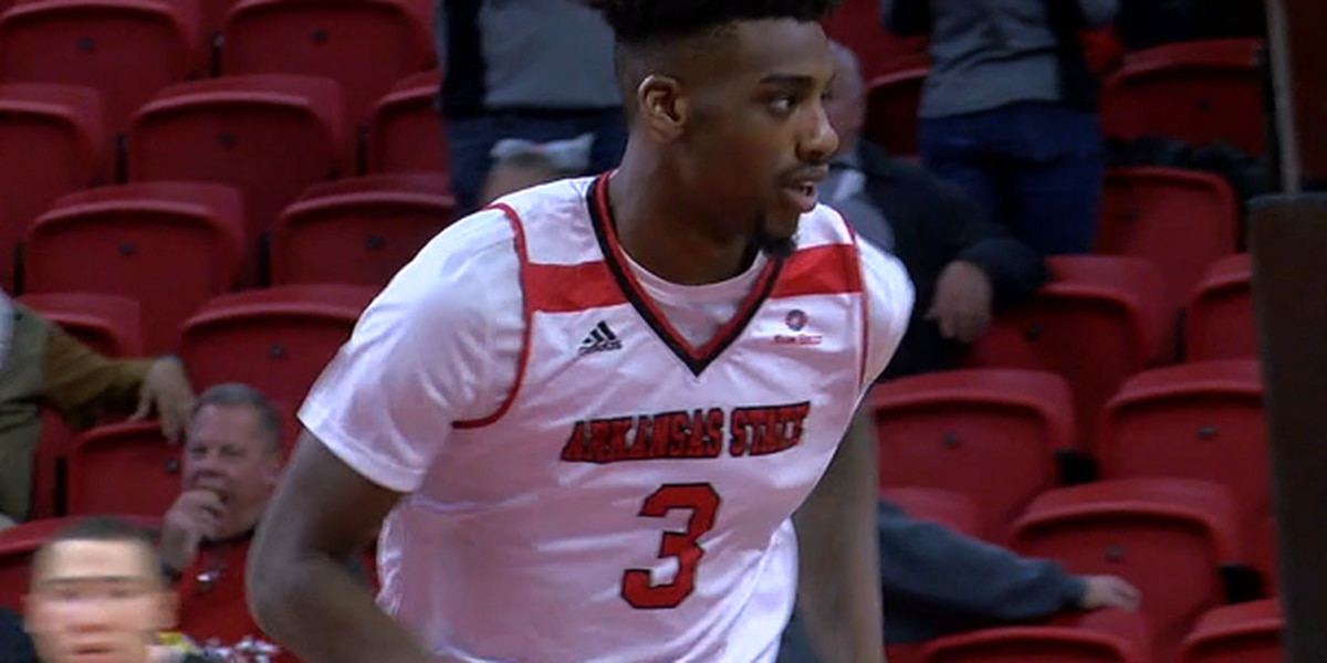 Malik Brevard drops double double as Arkansas State beats VMI