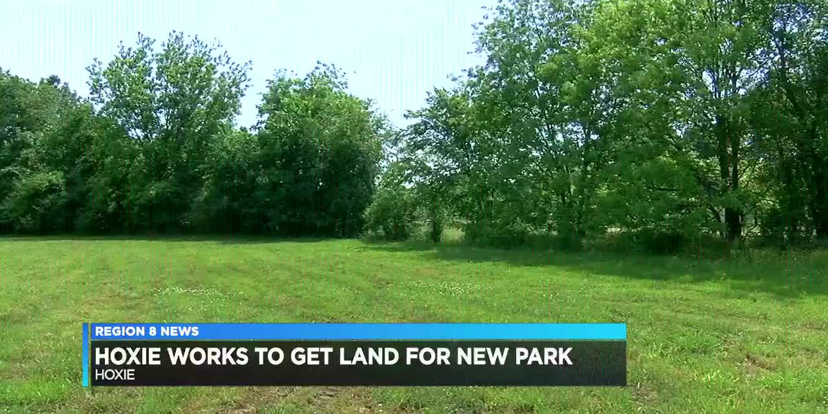 Hoxie looks at land for new city park