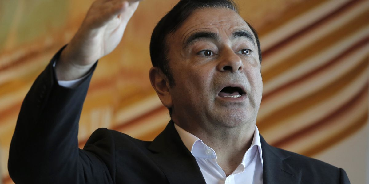 Renault keeps Ghosn as CEO despite arrest in Japan