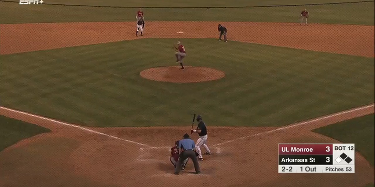 Bark at the Park & MacDonald walkoff single highlight Arkansas State victory