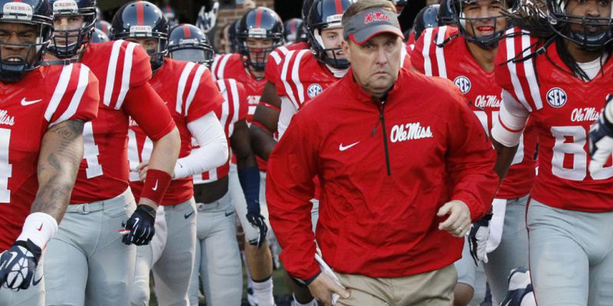 Ole Miss football forced to vacate 33 wins over six seasons