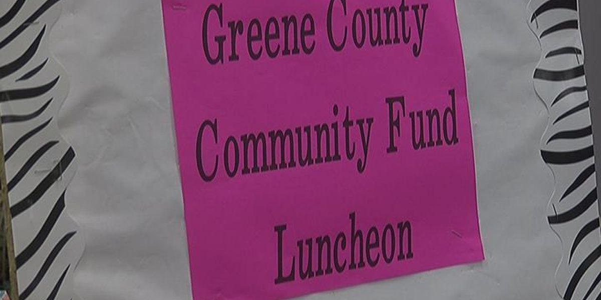 Greene County Community Fund holds fundraiser