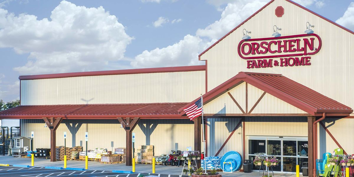 Orscheln Farm & Home to double in size in Poplar Bluff, MO