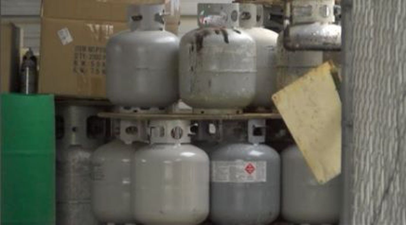 Propane prices putting customers in a pinch