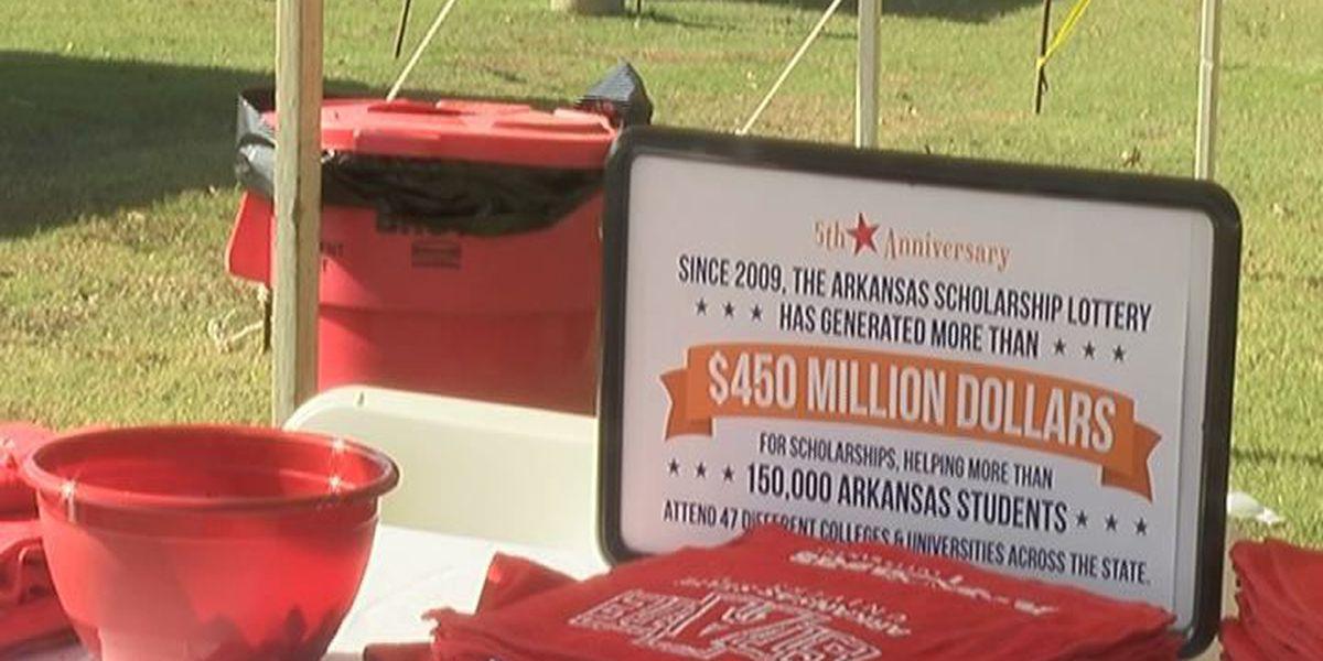 The Arkansas Scholarship Lottery at ASU
