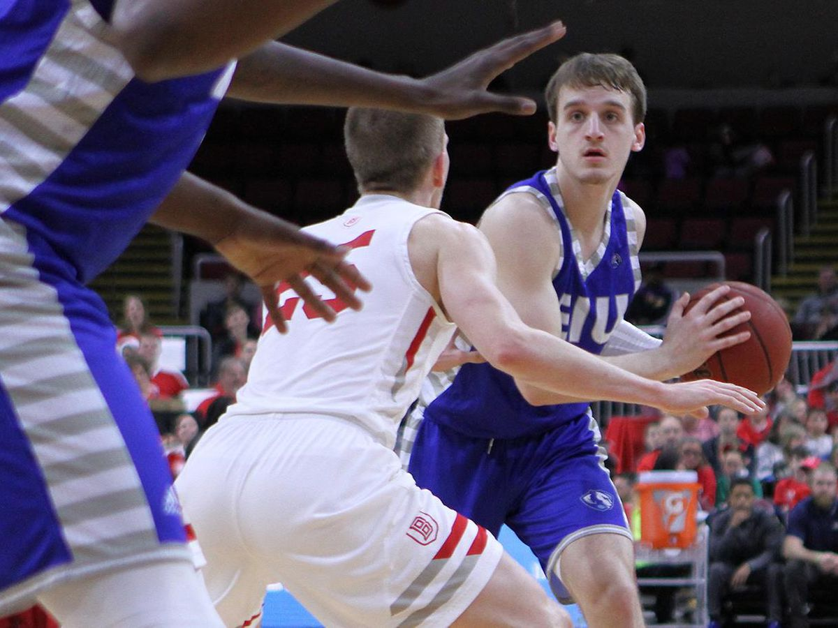 Former JHS standout Ben Harvey named OVC Freshman of the Week