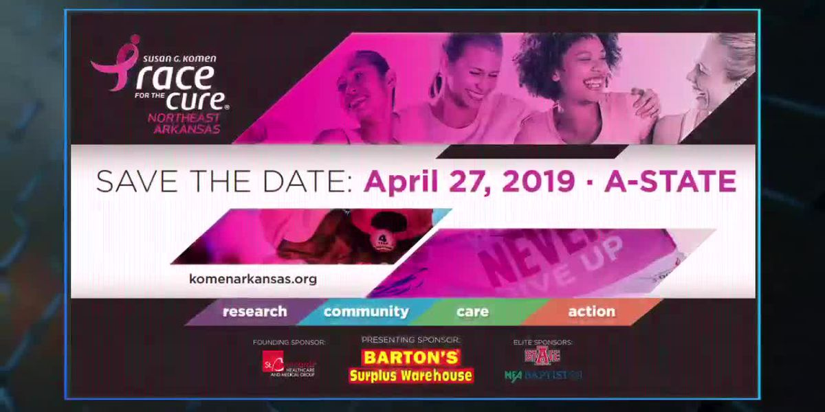Thursday's Midday Race For The Cure Interview 03-14-19
