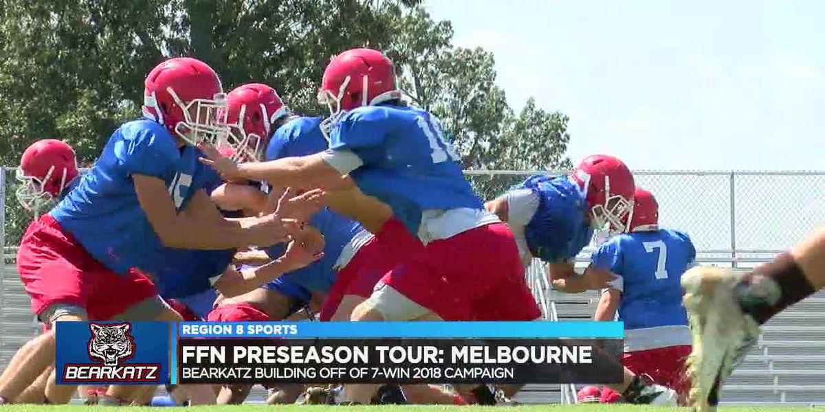 FFN Preseason Tour: Melbourne