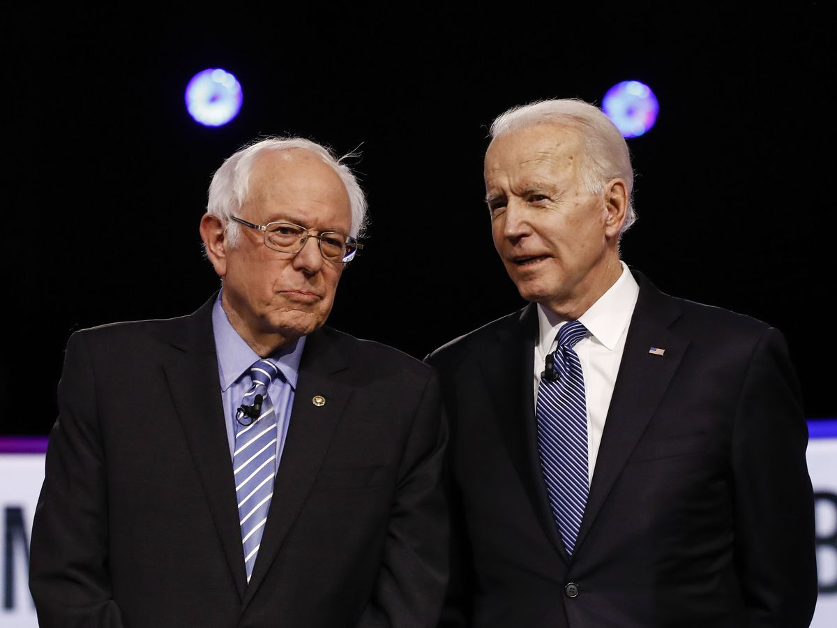 Biden-Sanders task forces unveil joint goals for party unity