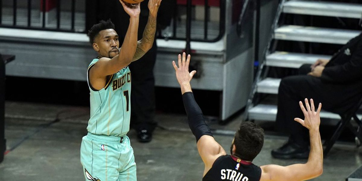 Malik Monk back in action with the Hornets
