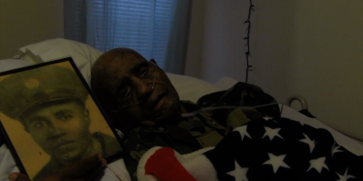 Oldest known WWII veteran in Ark. at time of death honored for Black History Month