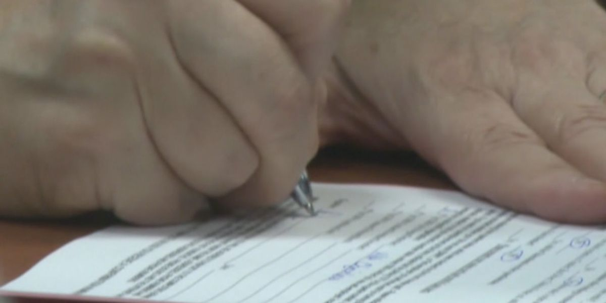 GA lawmaker pushes bill for drug testing applicants of unemployment benefits