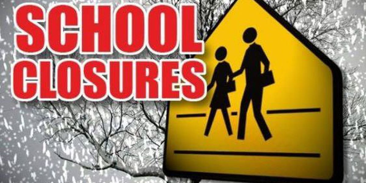 Freezing weather forces several schools to close