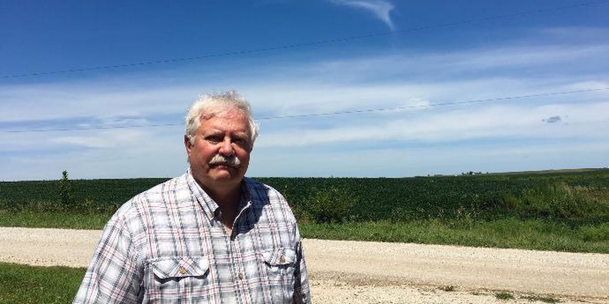 Suicide on the farm: How one man is trying to save lives
