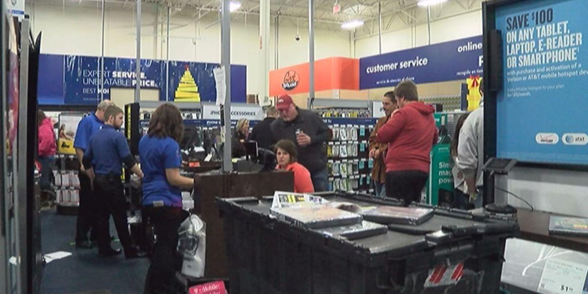 Jonesboro shoppers not ready for Christmas season
