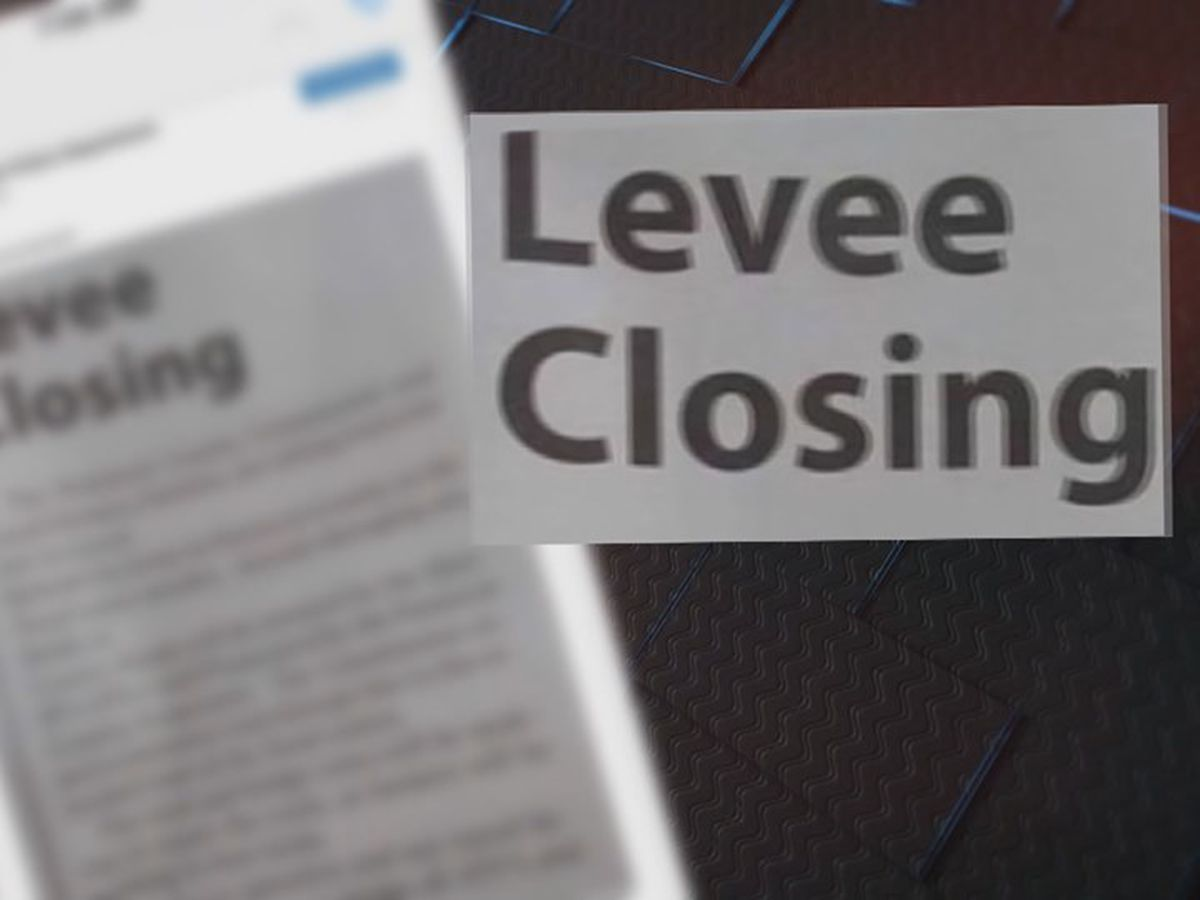 Levee is not closing in Pemiscot County