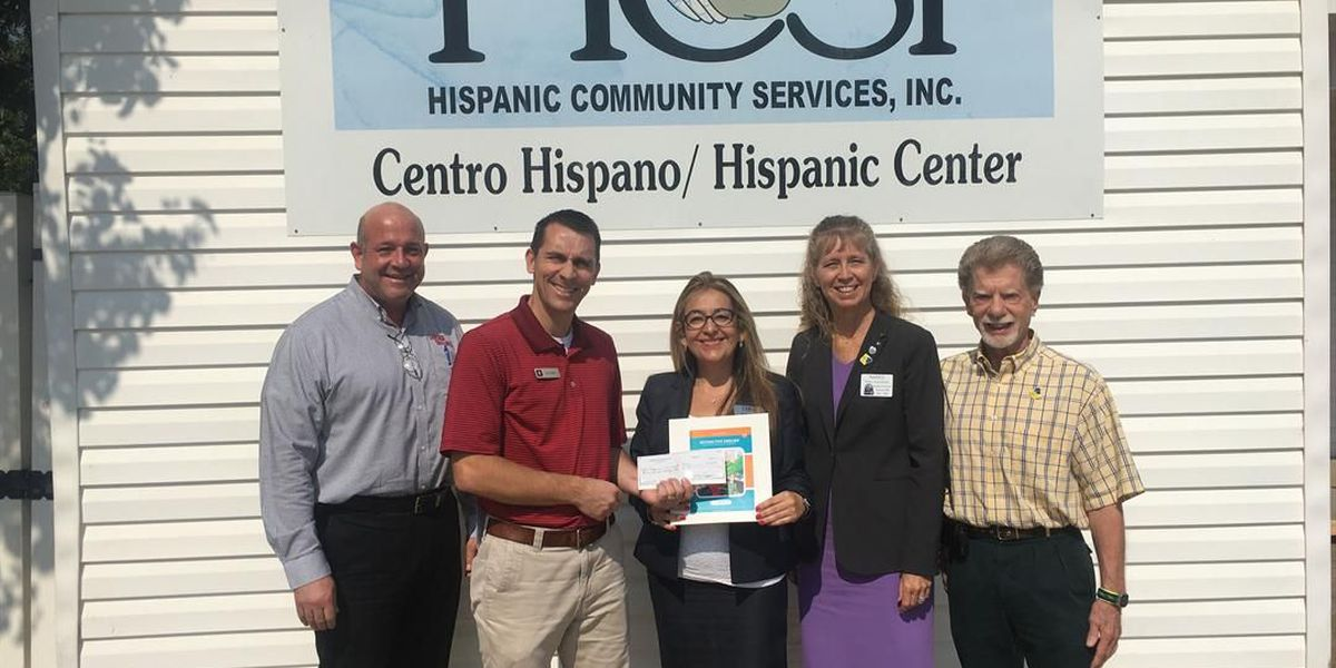 Rotary Club aids English learning efforts at HCSI