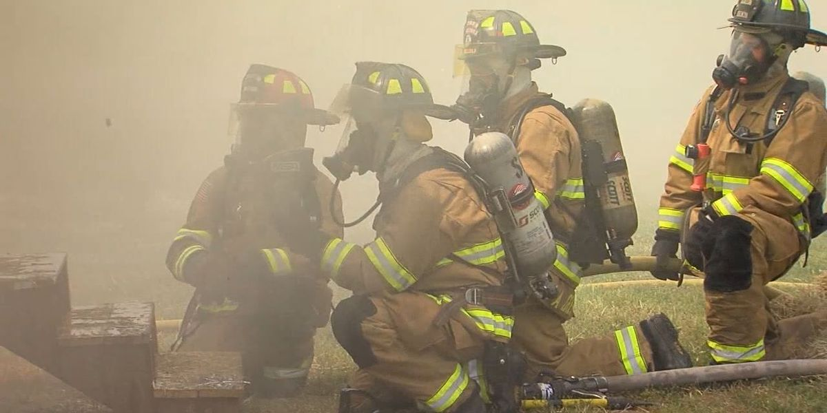 New invention could save firefighters' lives