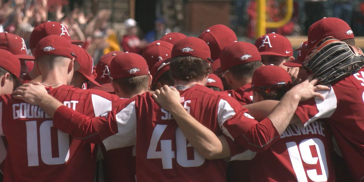 Hogs beat Mizzou to clinch series victory