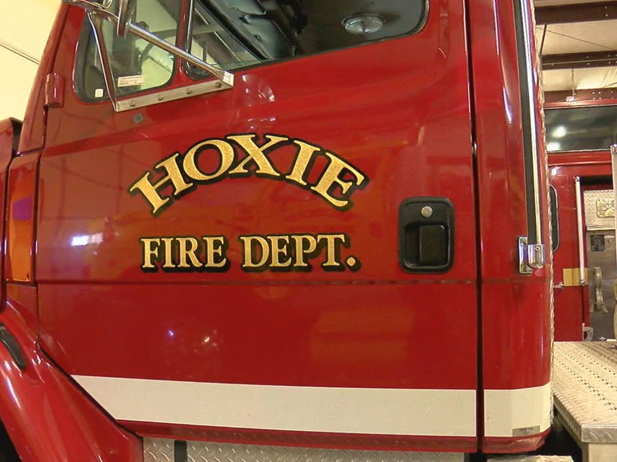 New Hoxie fire chief plans for changes