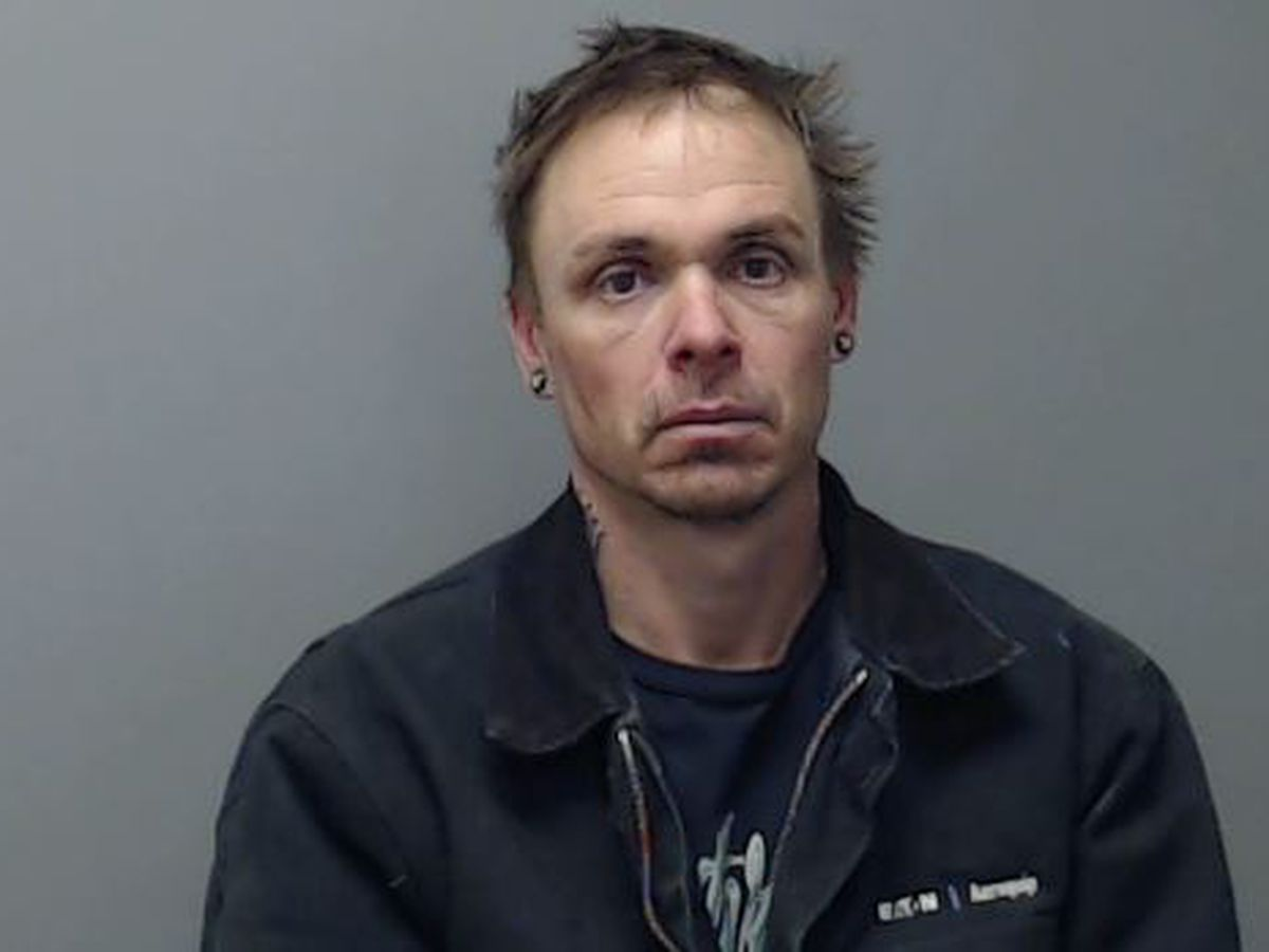 Man back behind bars after stealing his car from impound lot