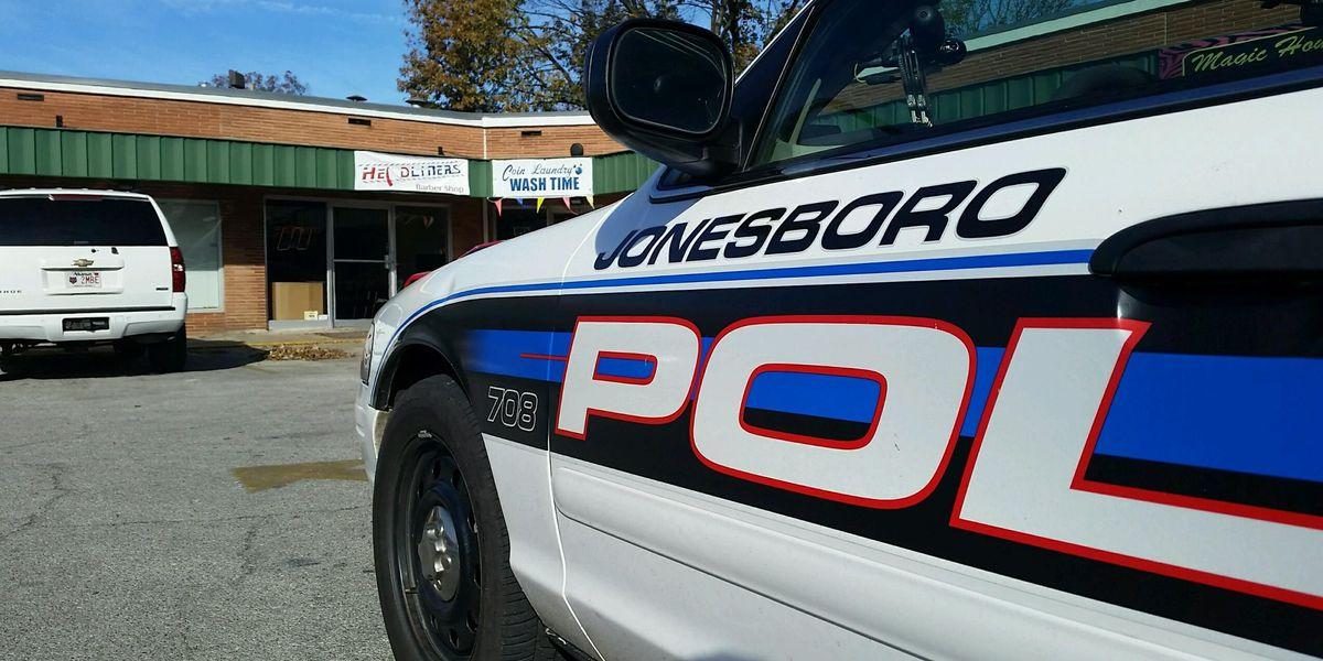 Jonesboro barbershop robbed at gunpoint