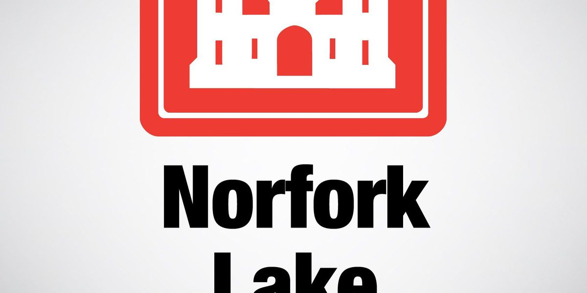 Corps performing road maintenance at Norfork Lake Parks