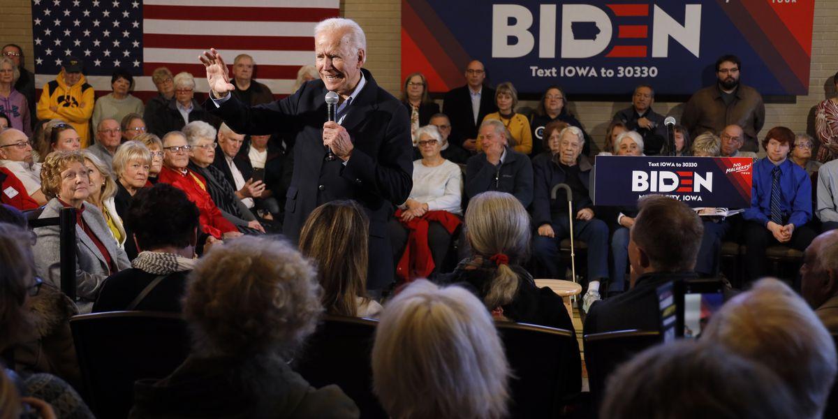 Kerry endorses Biden as ad cites NATO leaders mocking Trump