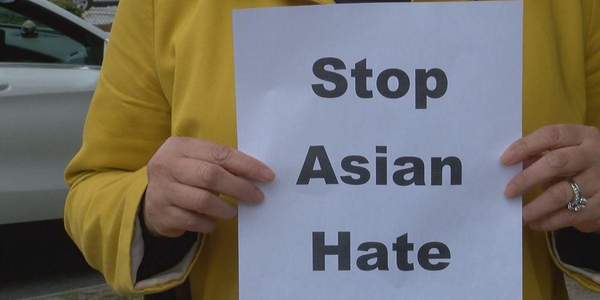 Arkansas women speak out against hate involving Asian Americans