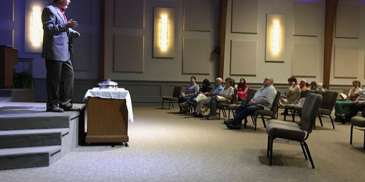 Churches continue in-person services while adjusting to COVID-19