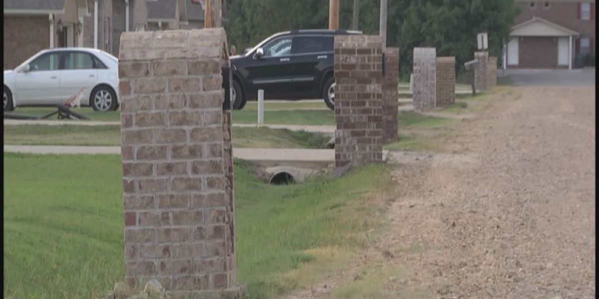 Lawsuit to be filed for unpaved road in Region 8