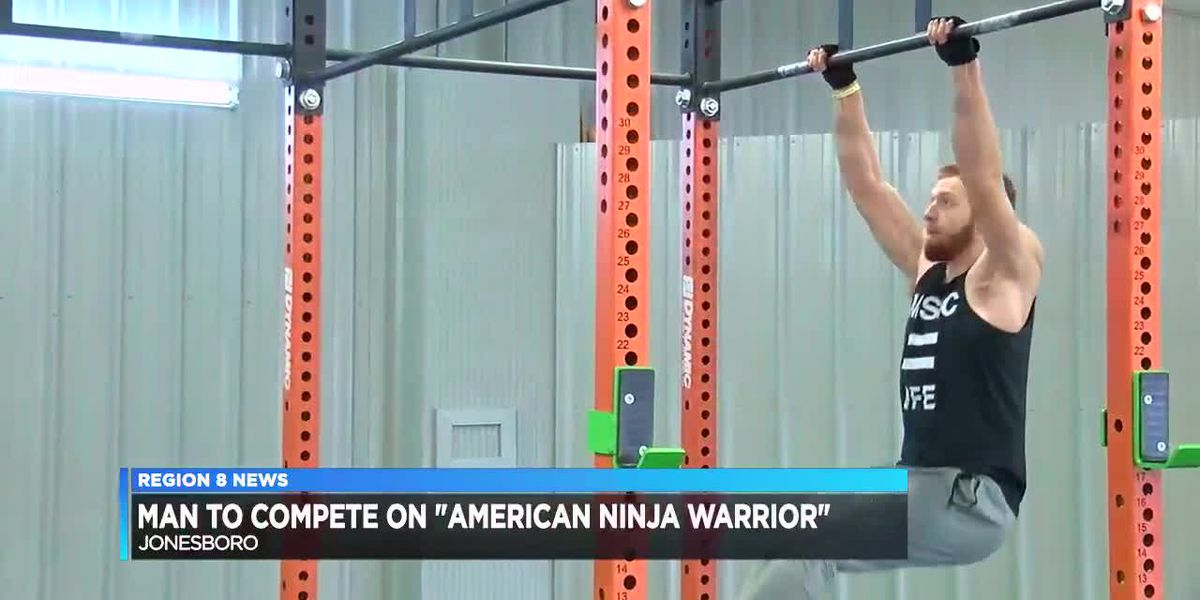 "Arkansas State University student makes it on ""American Ninja Warrior"""