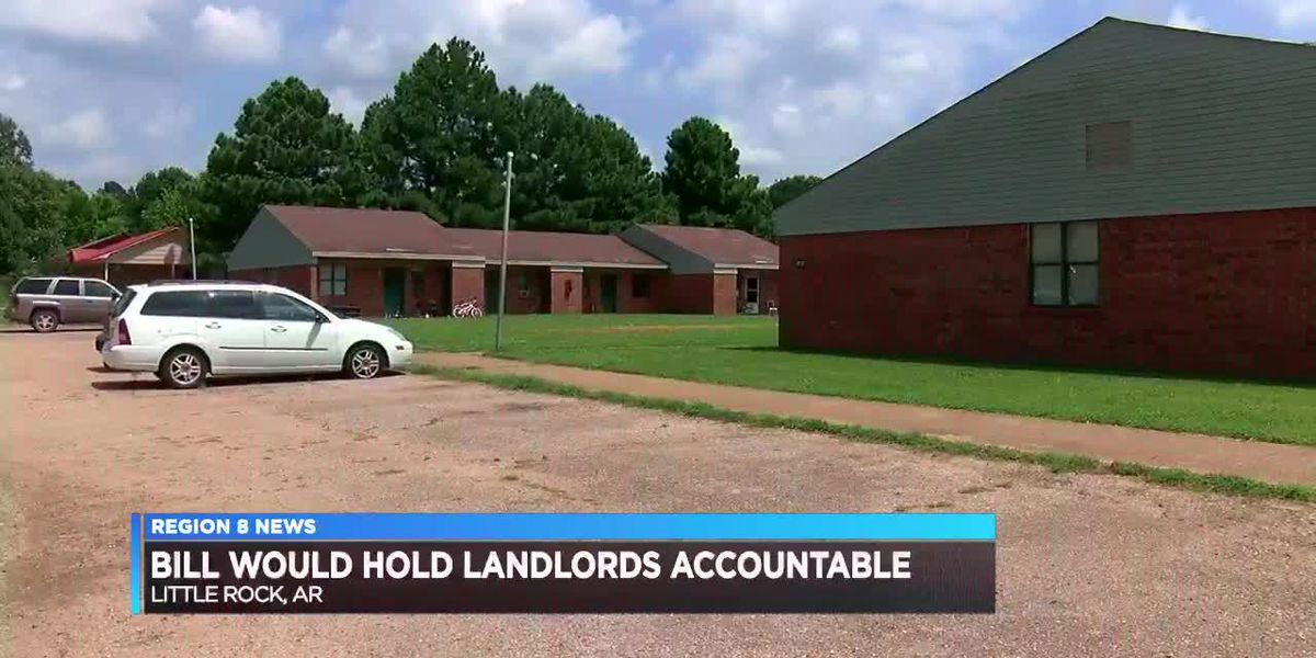 State Representative seeks to create balance between landlords and tenants