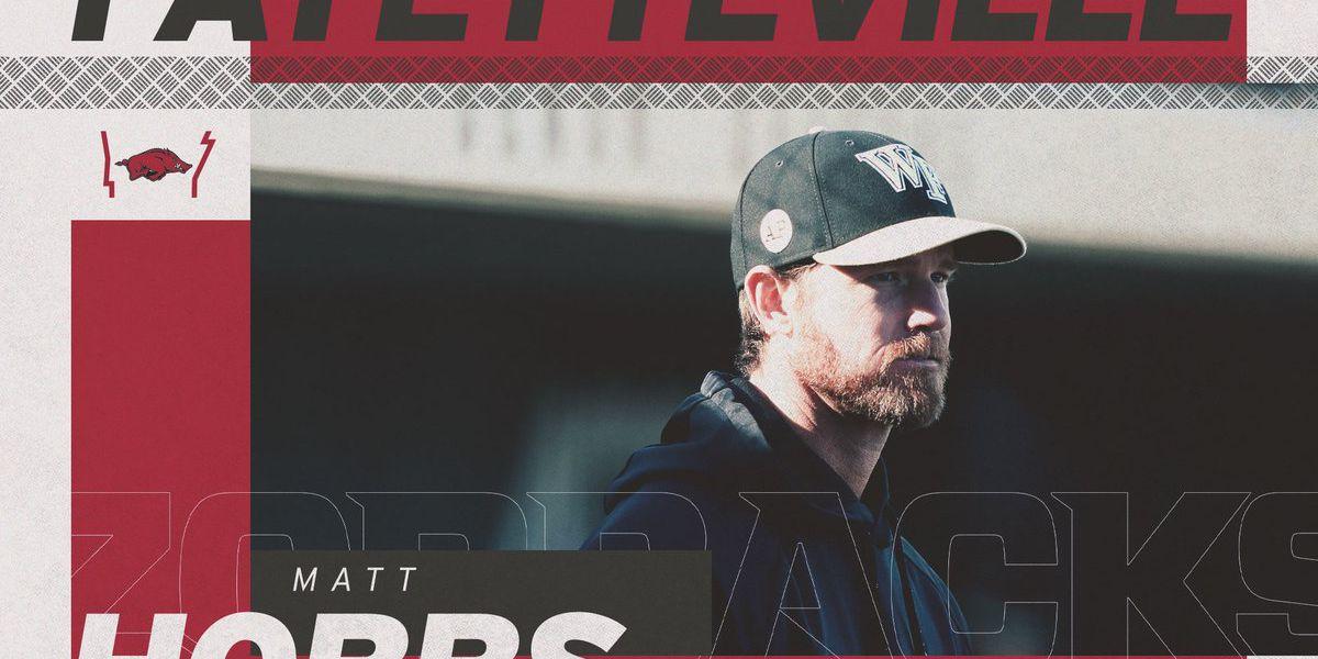 Arkansas announces Matt Hobbs as new pitching coach