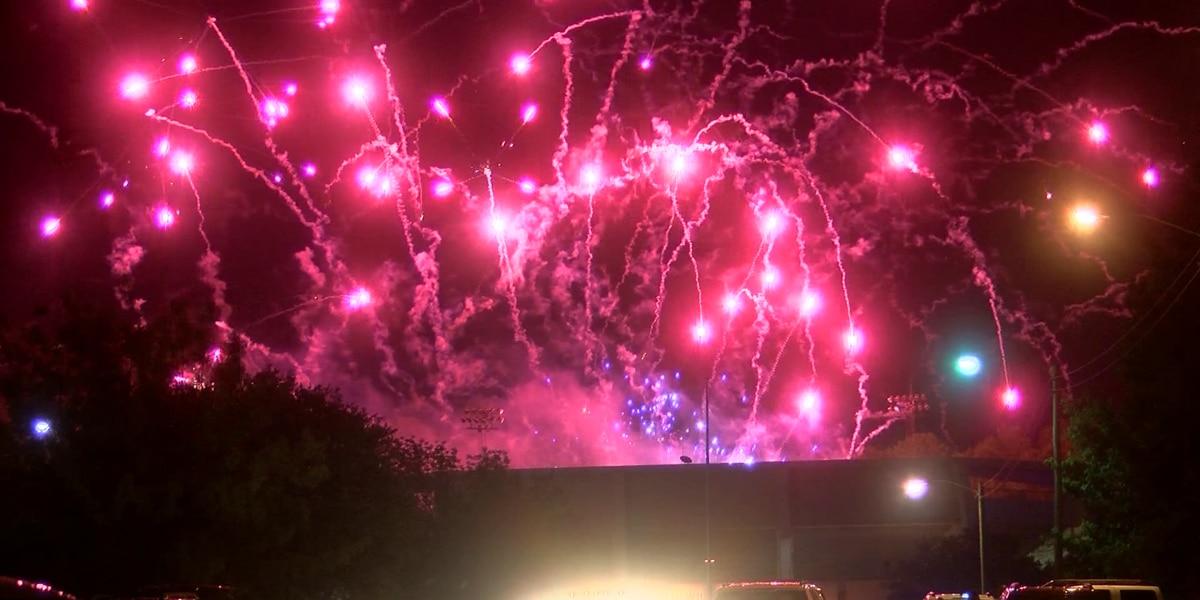 Freedom Fest fireworks display set for July 4th