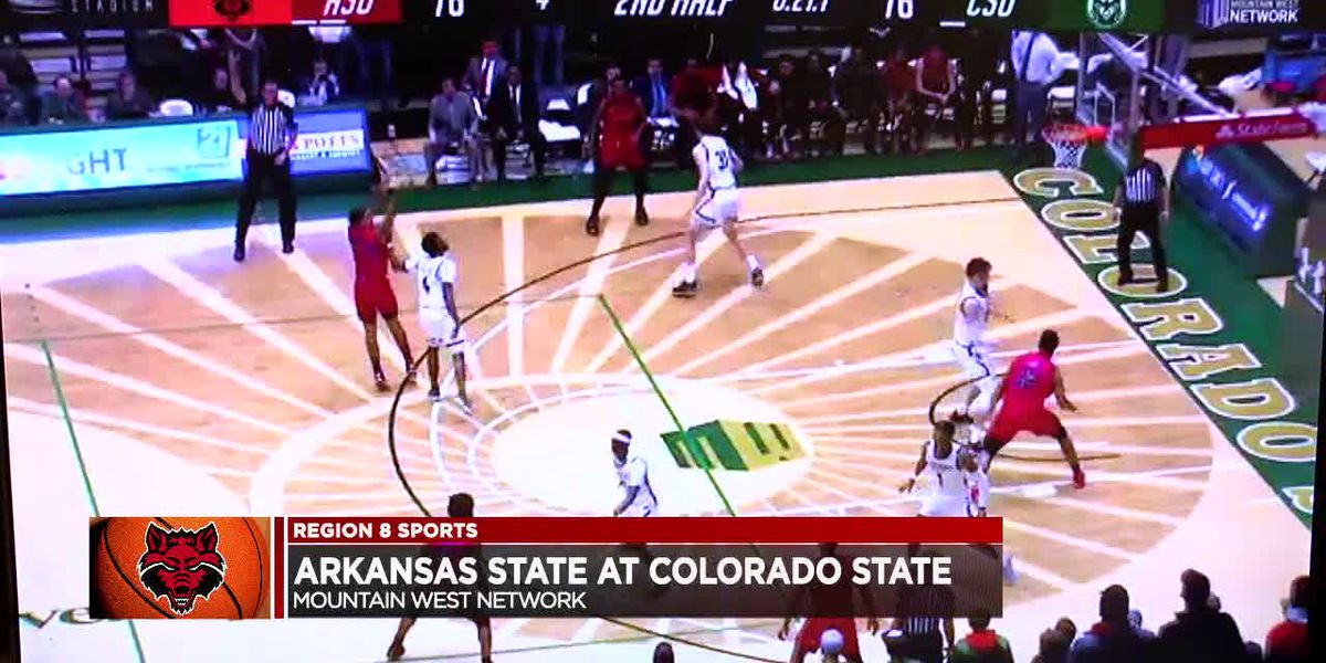 Arkansas State men's basketball rallies from 17 down to beat Colorado State