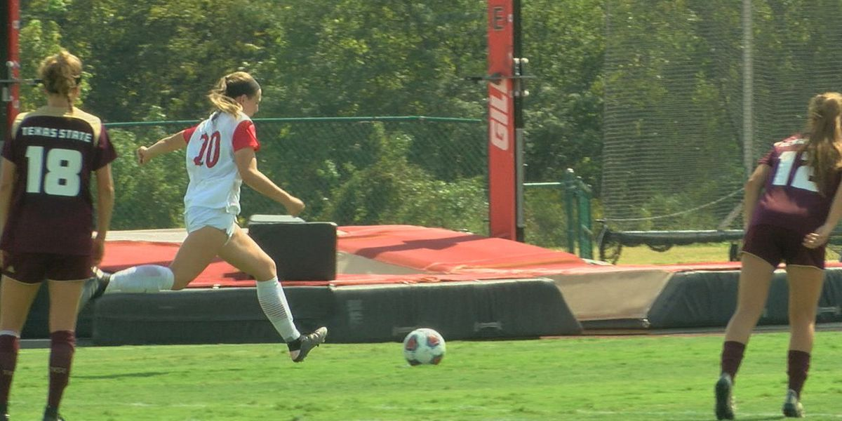 O'Boye's PK goal sends A-State to fourth straight win