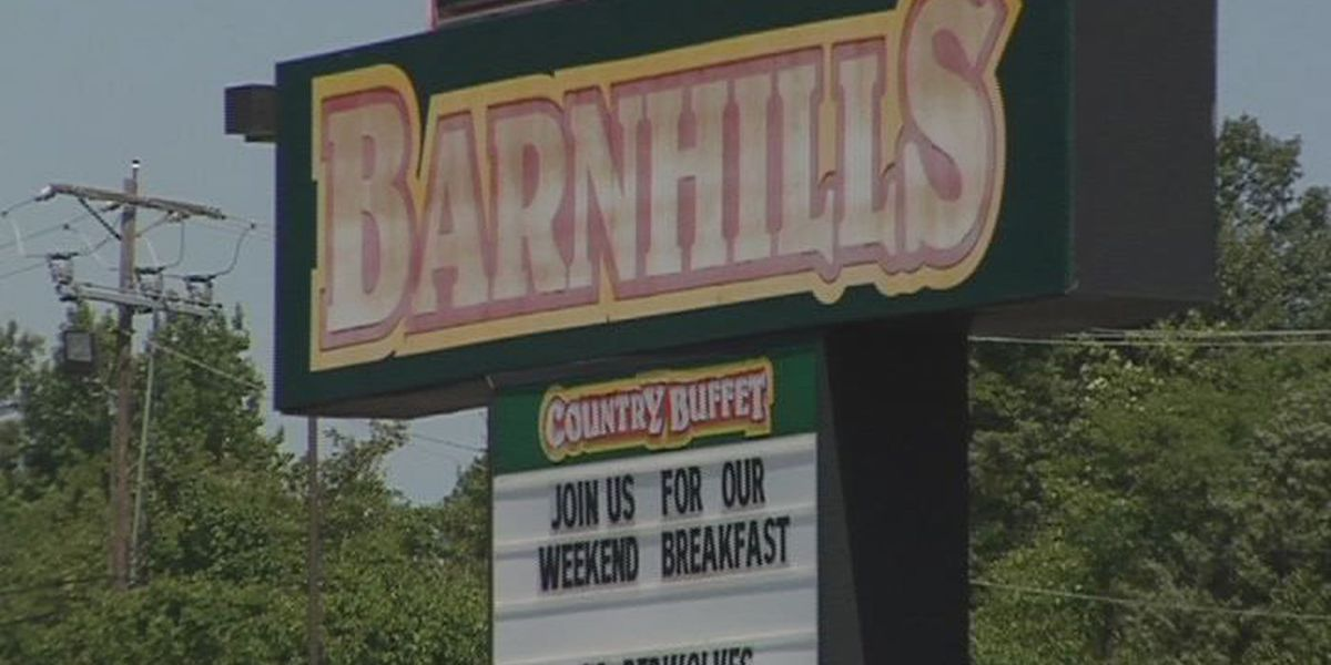 Barnhill's sued for $137,000 in back rent