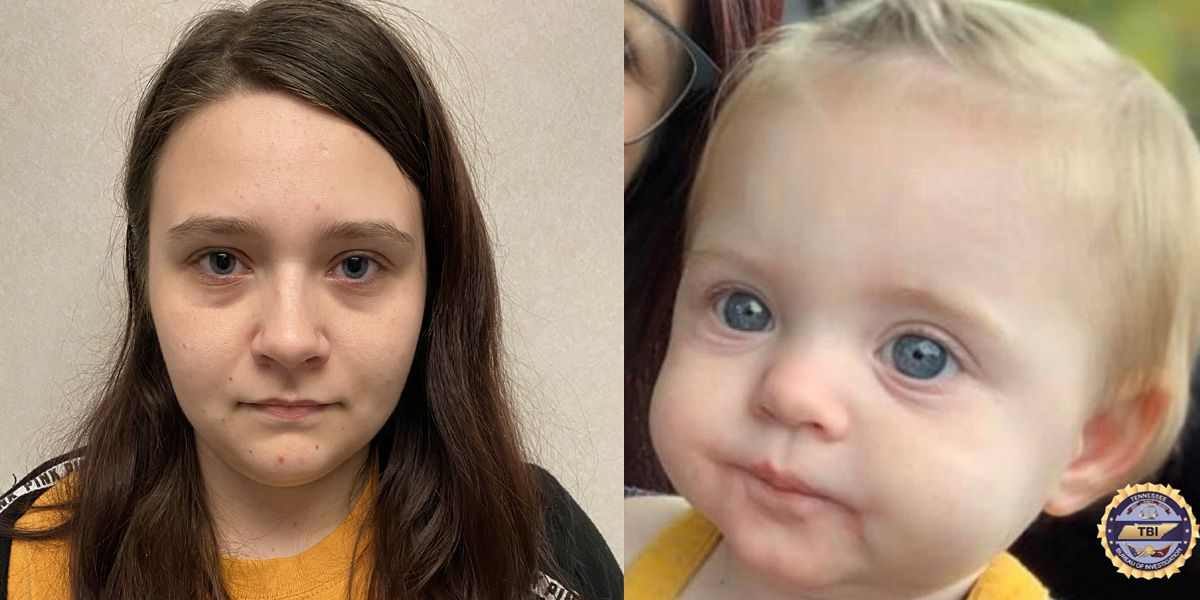 Tennessee toddler Evelyn Boswell remains missing; mother arrested