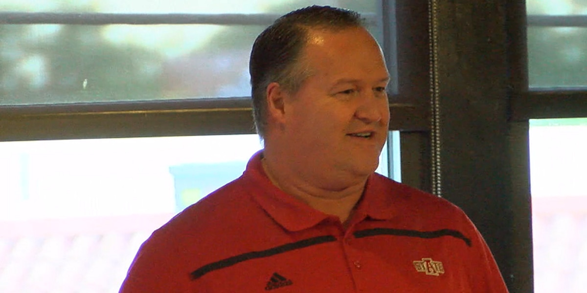 Santiago Restrepo settling in as Arkansas State volleyball coach